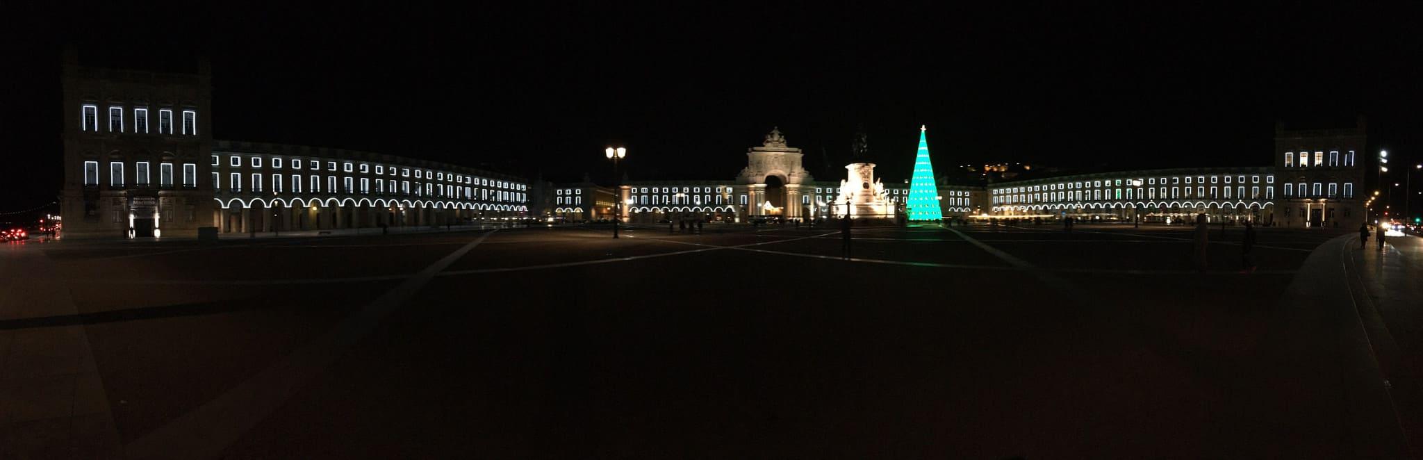 Piazza capodanno lisbona