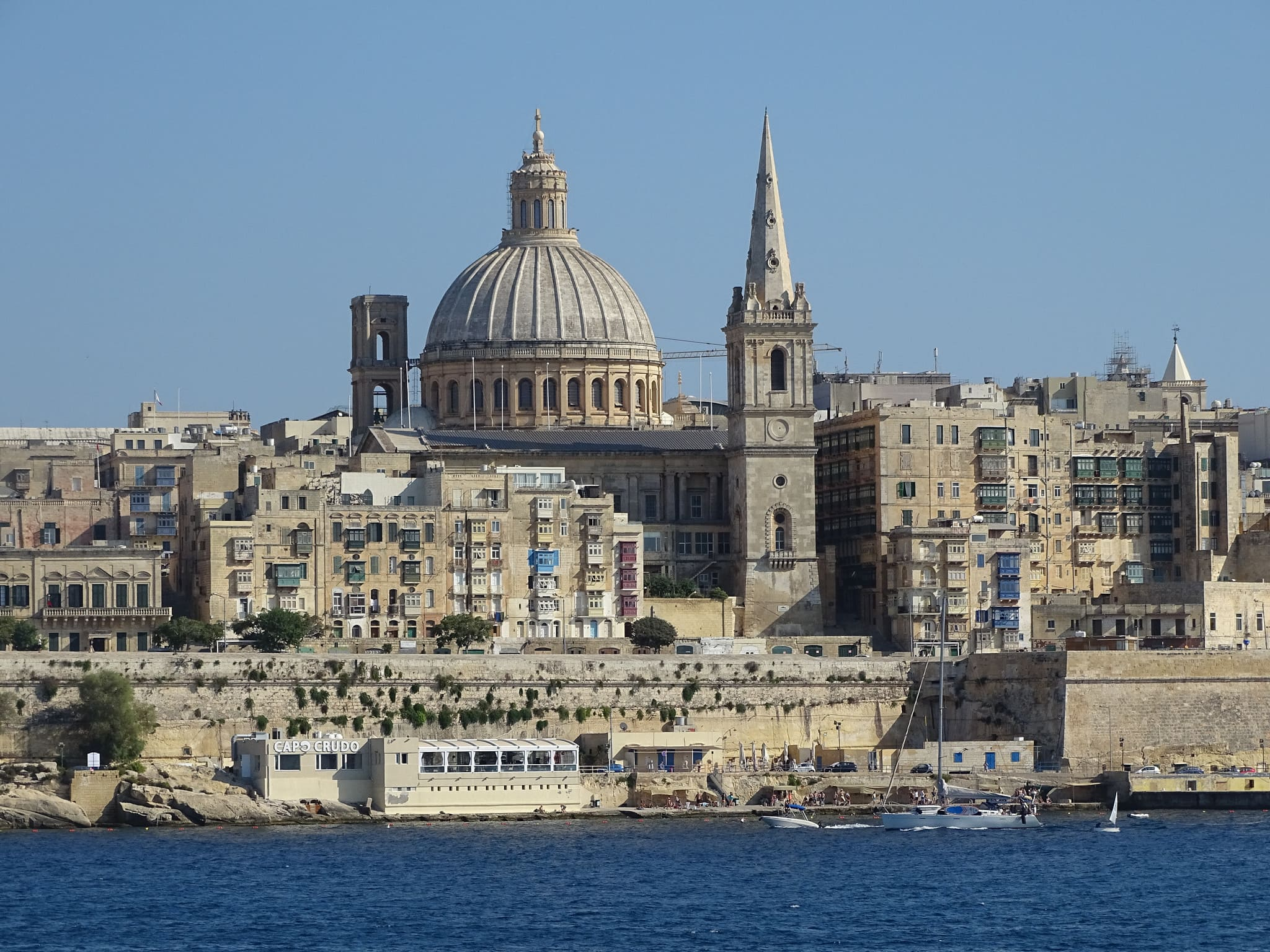 Malta a Capodanno