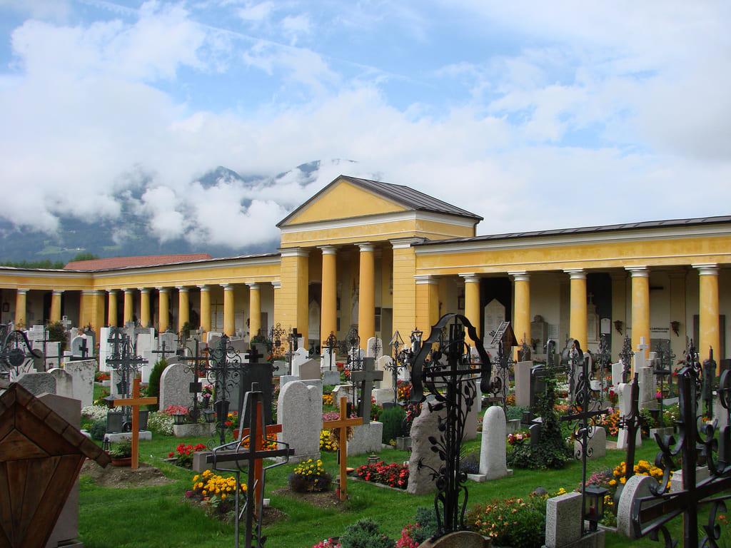 Brunico cosa vedere - Cimitero Austro-Ungarico