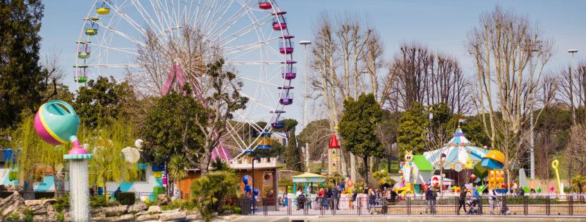 Parco divertimenti Roma