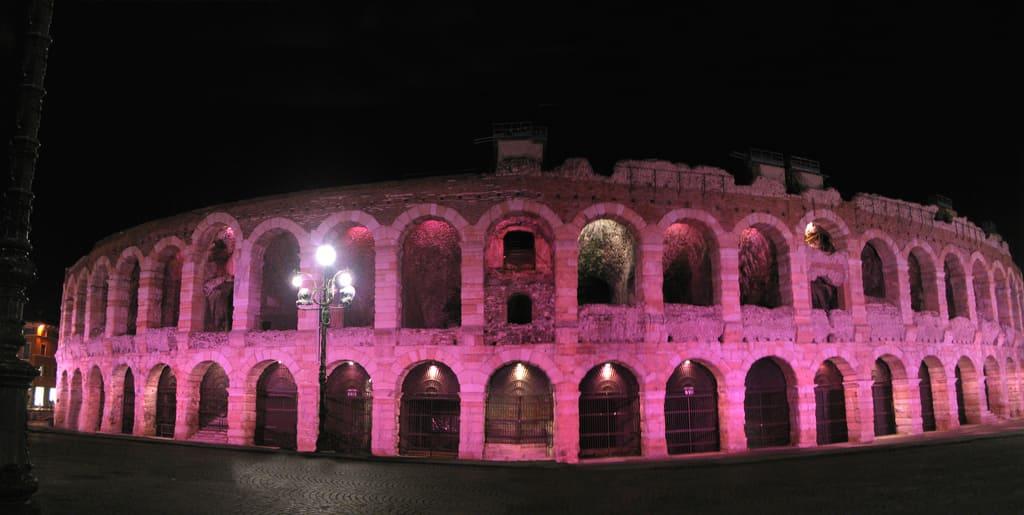 Arena di Verona Capodanno