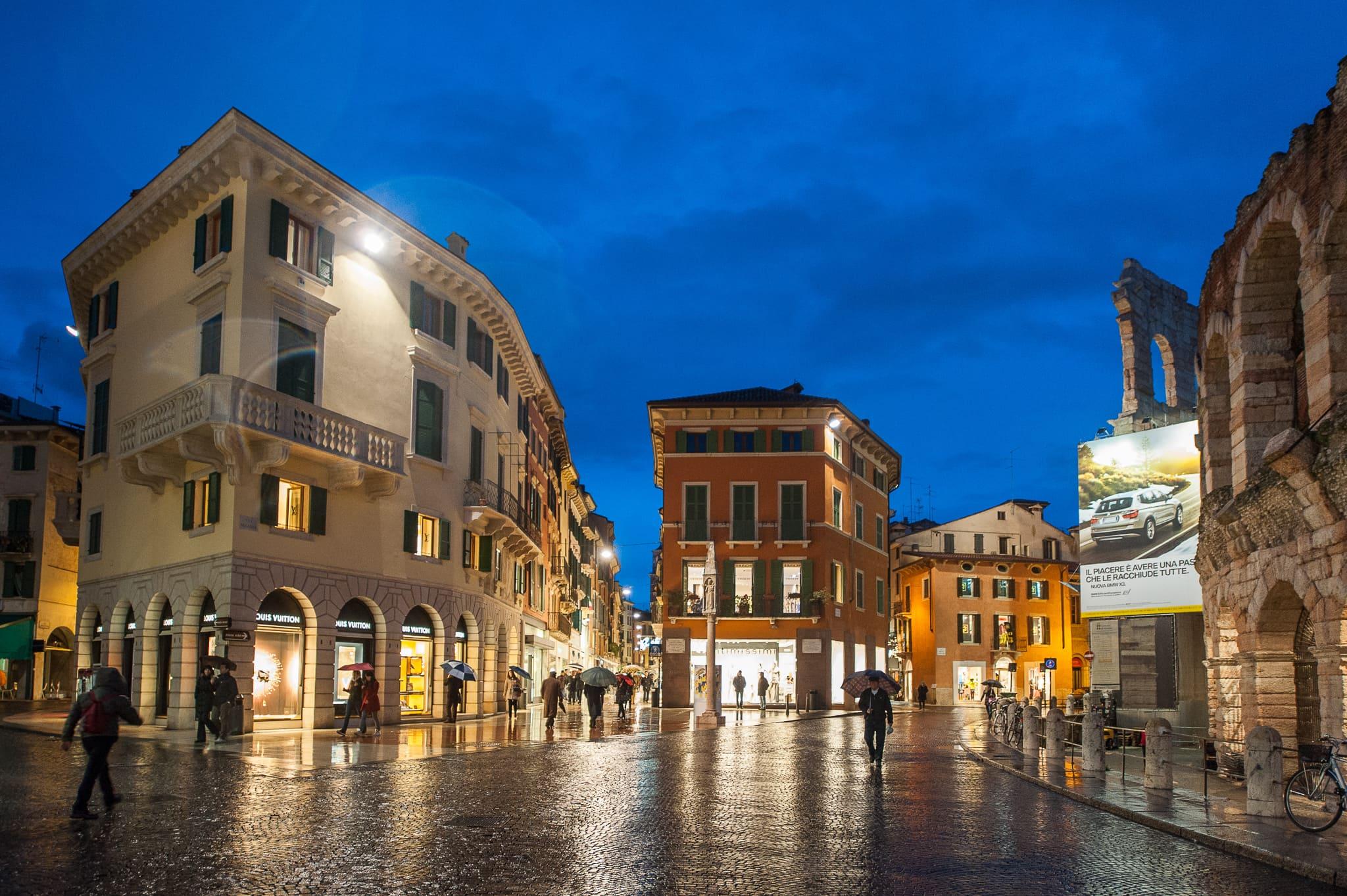 Cenone di Capodanno a Verona