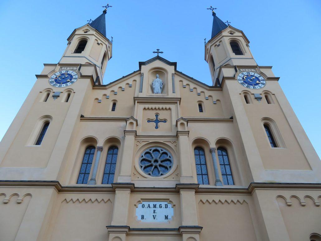 chiesa di santa maria assunta Brunico