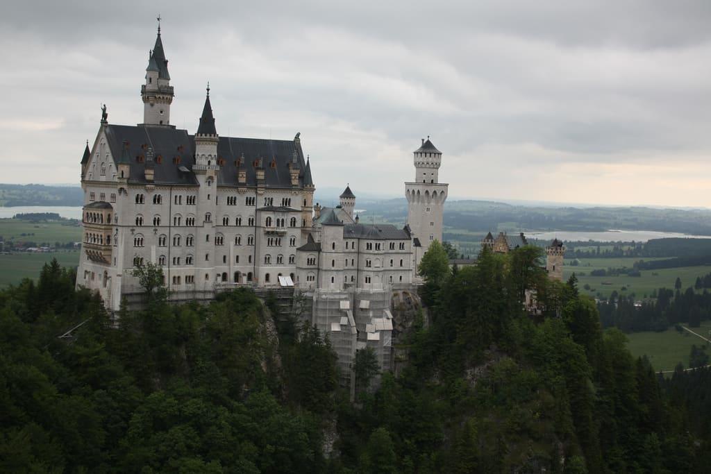castello monaco di baviera