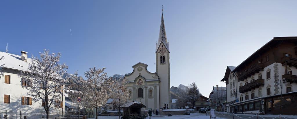 città vecchia di Brunico