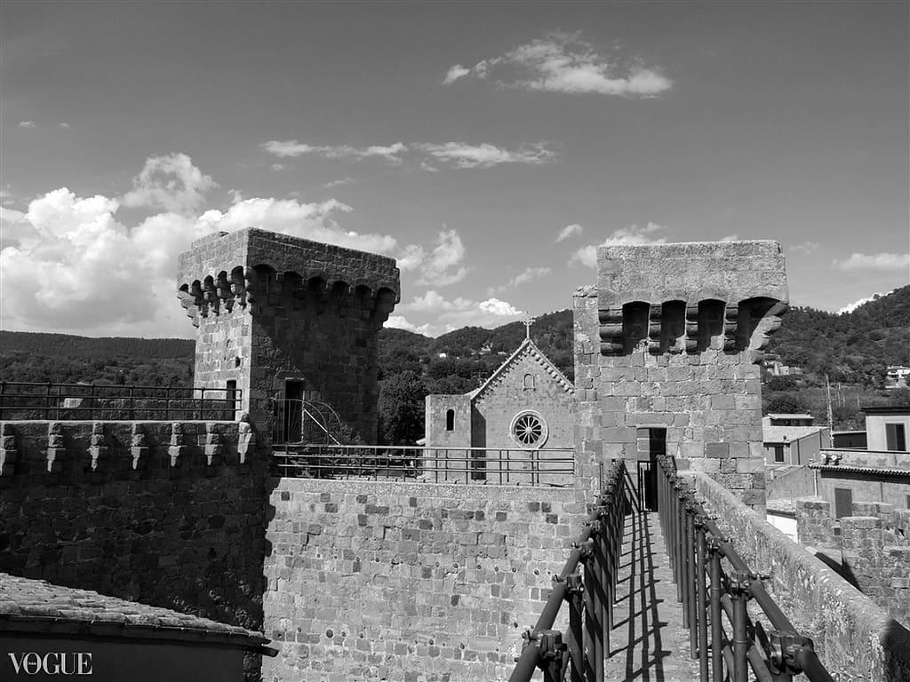 castello nei monti del viterbese