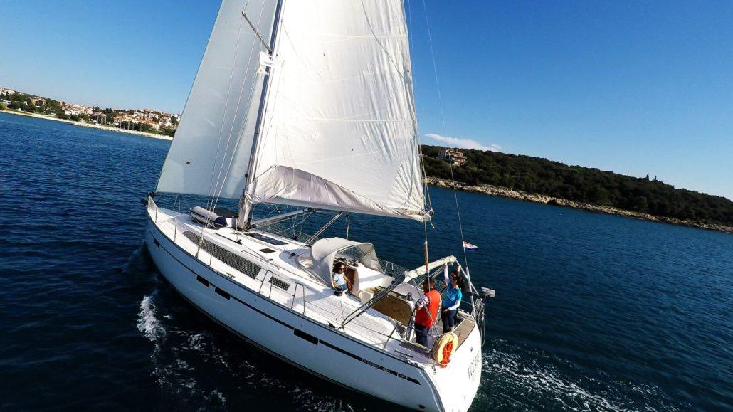 vacanza in barca a vela nel mediterraneo