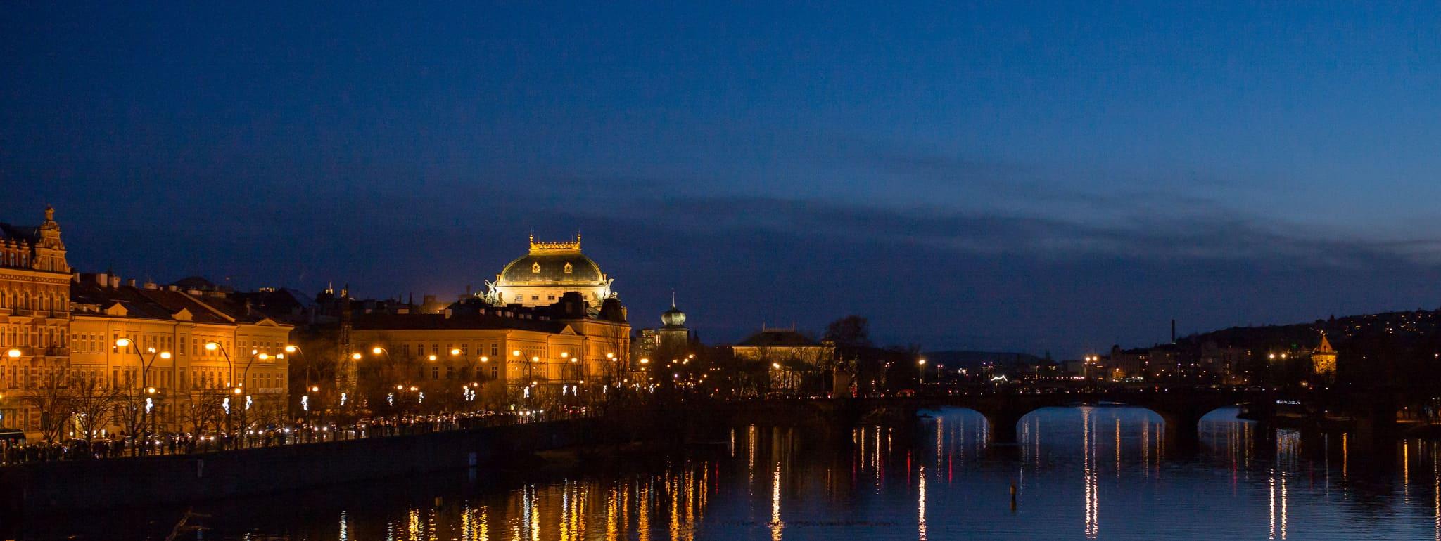 Capodanno a Praga