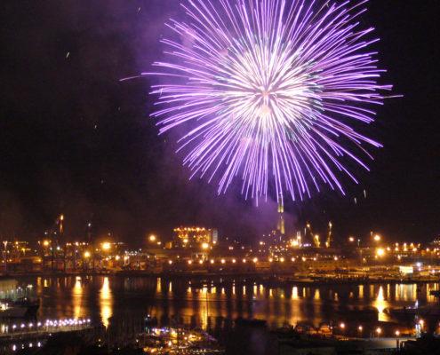 Capodanno a Genova