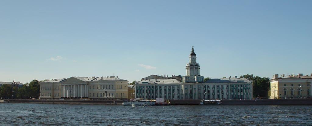 San Pietroburgo luoghi di interesse