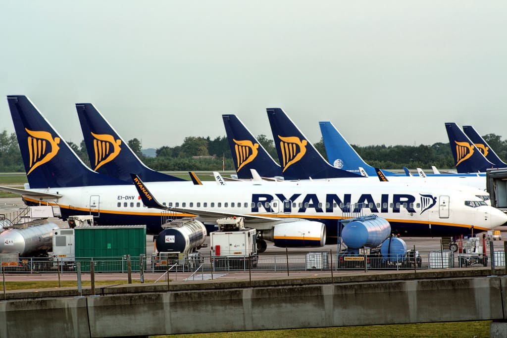 Black Friday Ryanair 2019