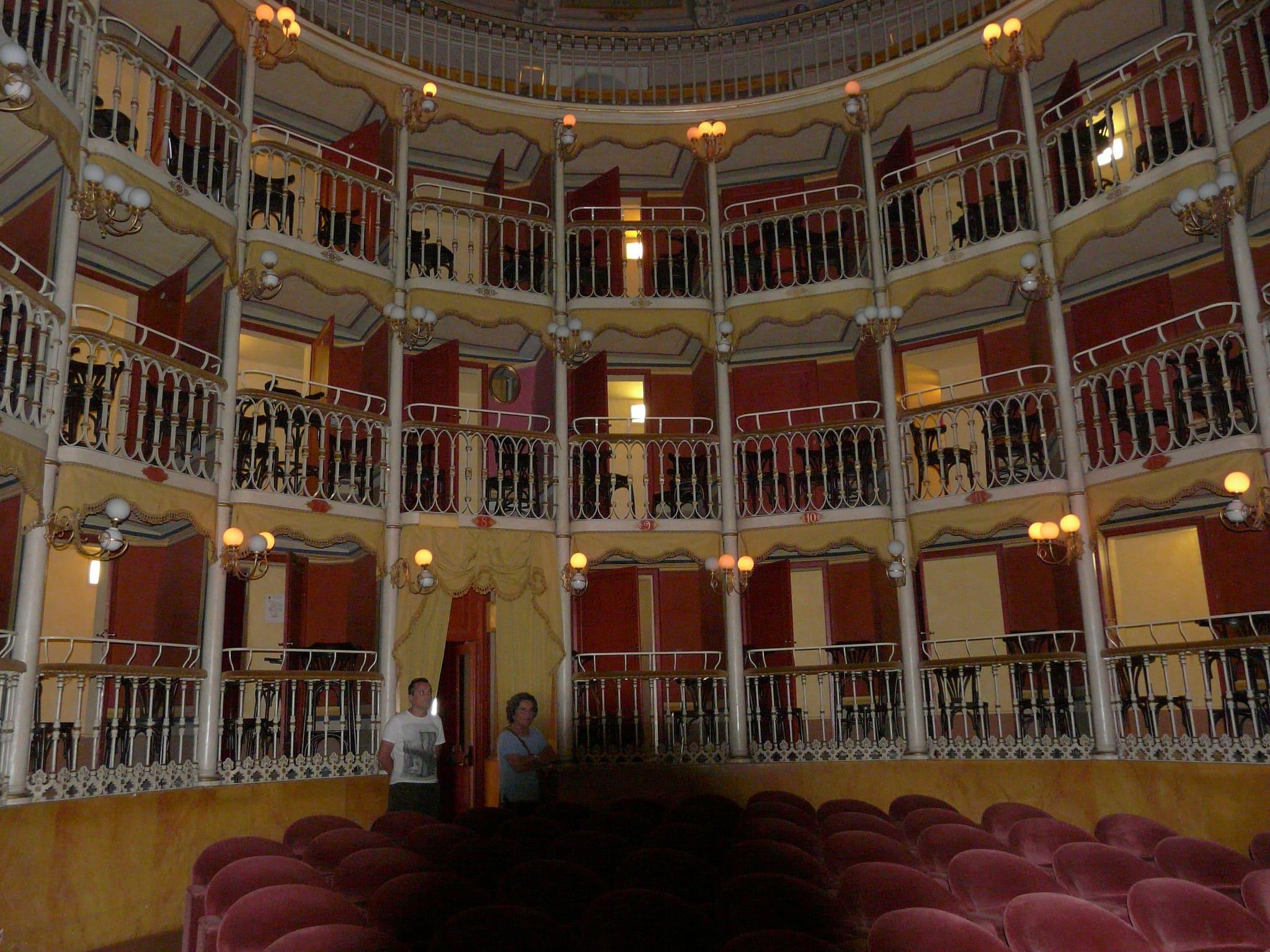 Umbria - teatro della concordia