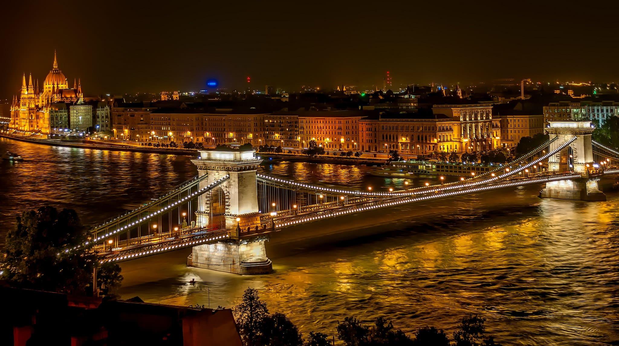 Capodanno Budapest Hotel