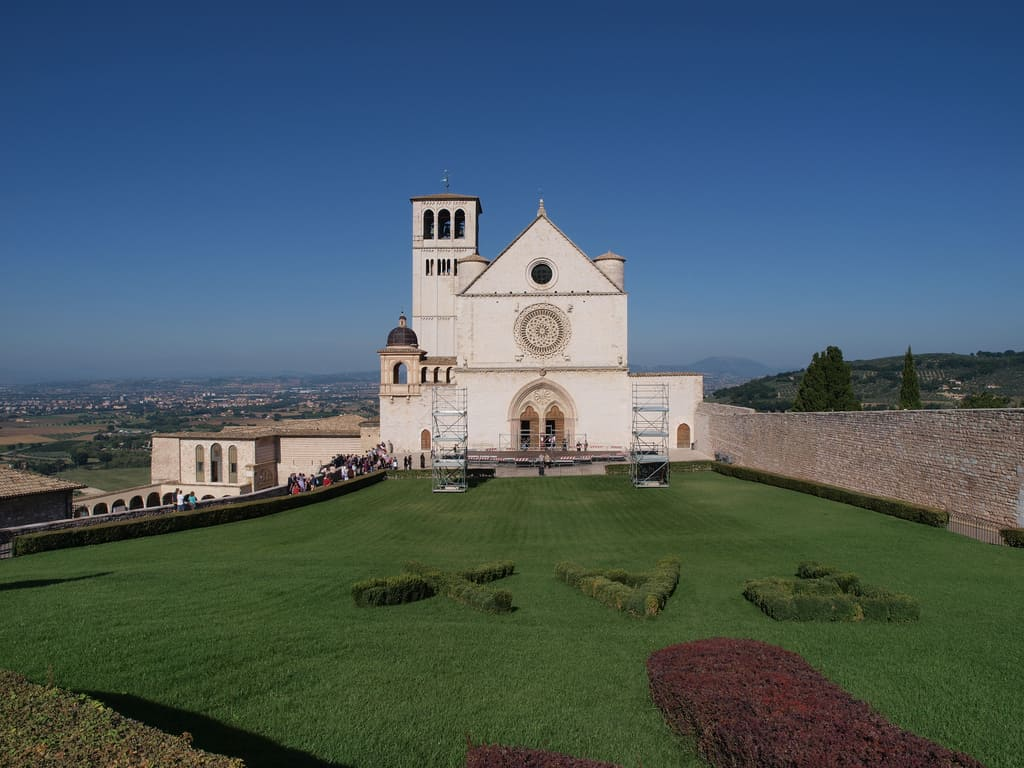 posti da visitare in Umbria - Assisi