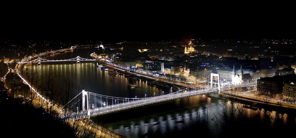 eventi capodanno budapest