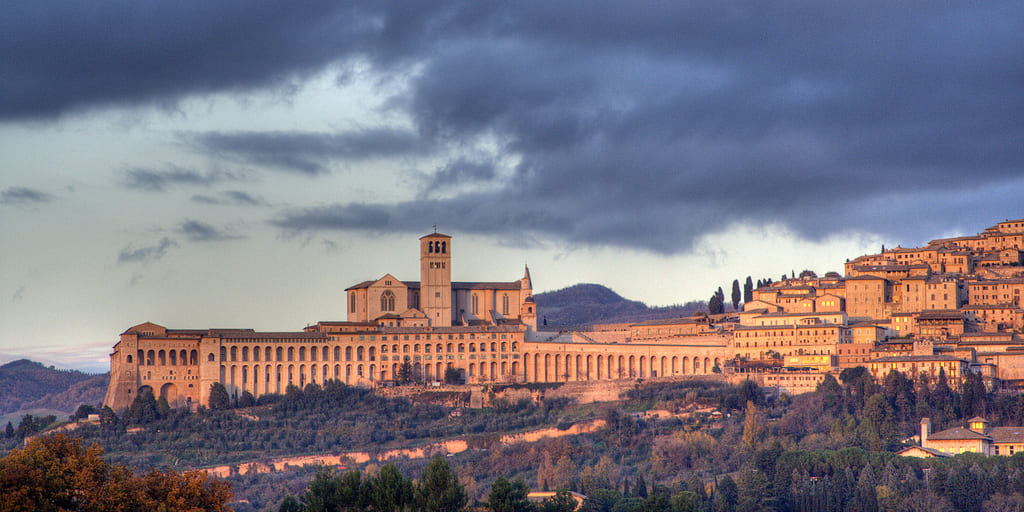 Perugia - Cosa visitare in Umbria