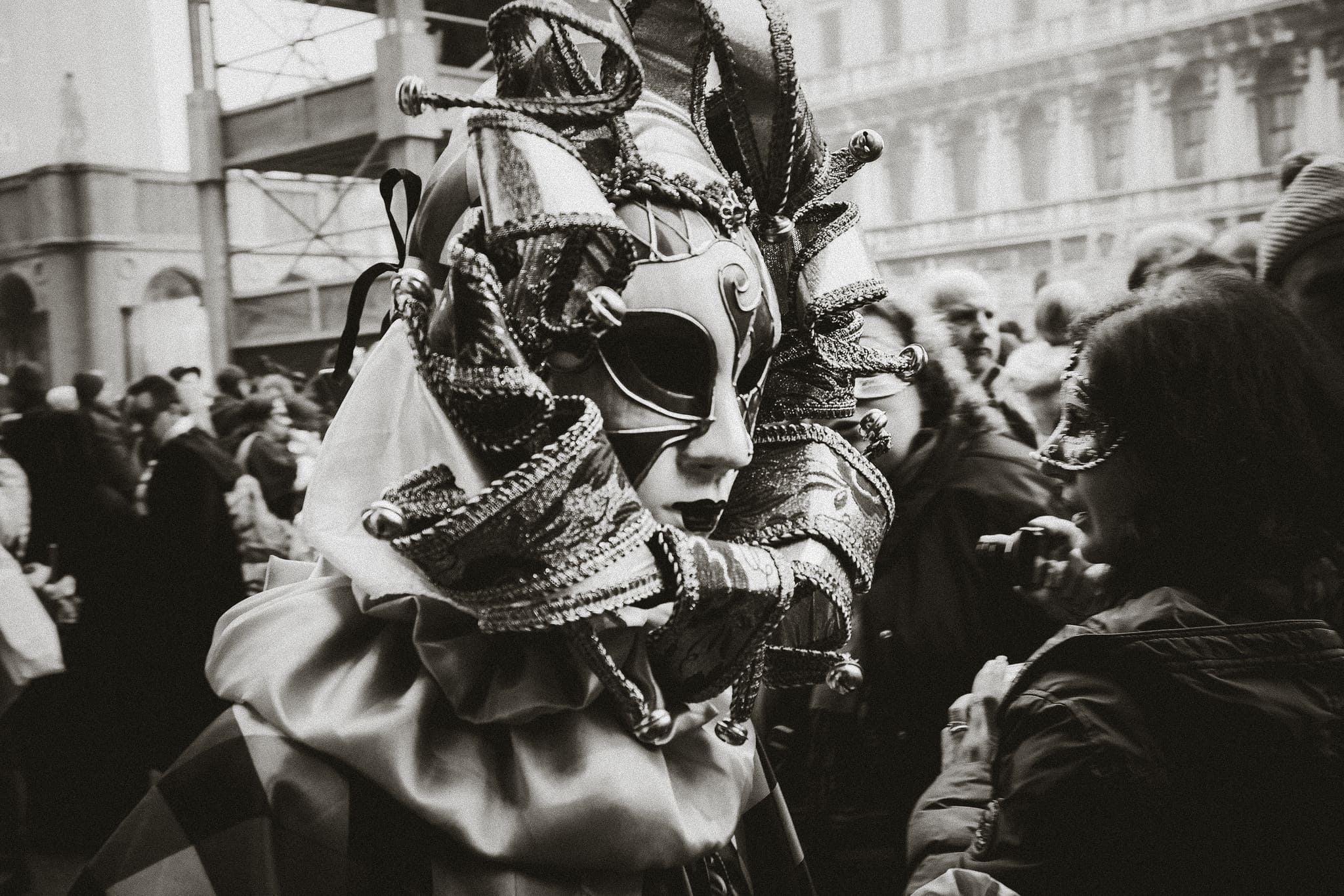 storia del carnevale di venezia