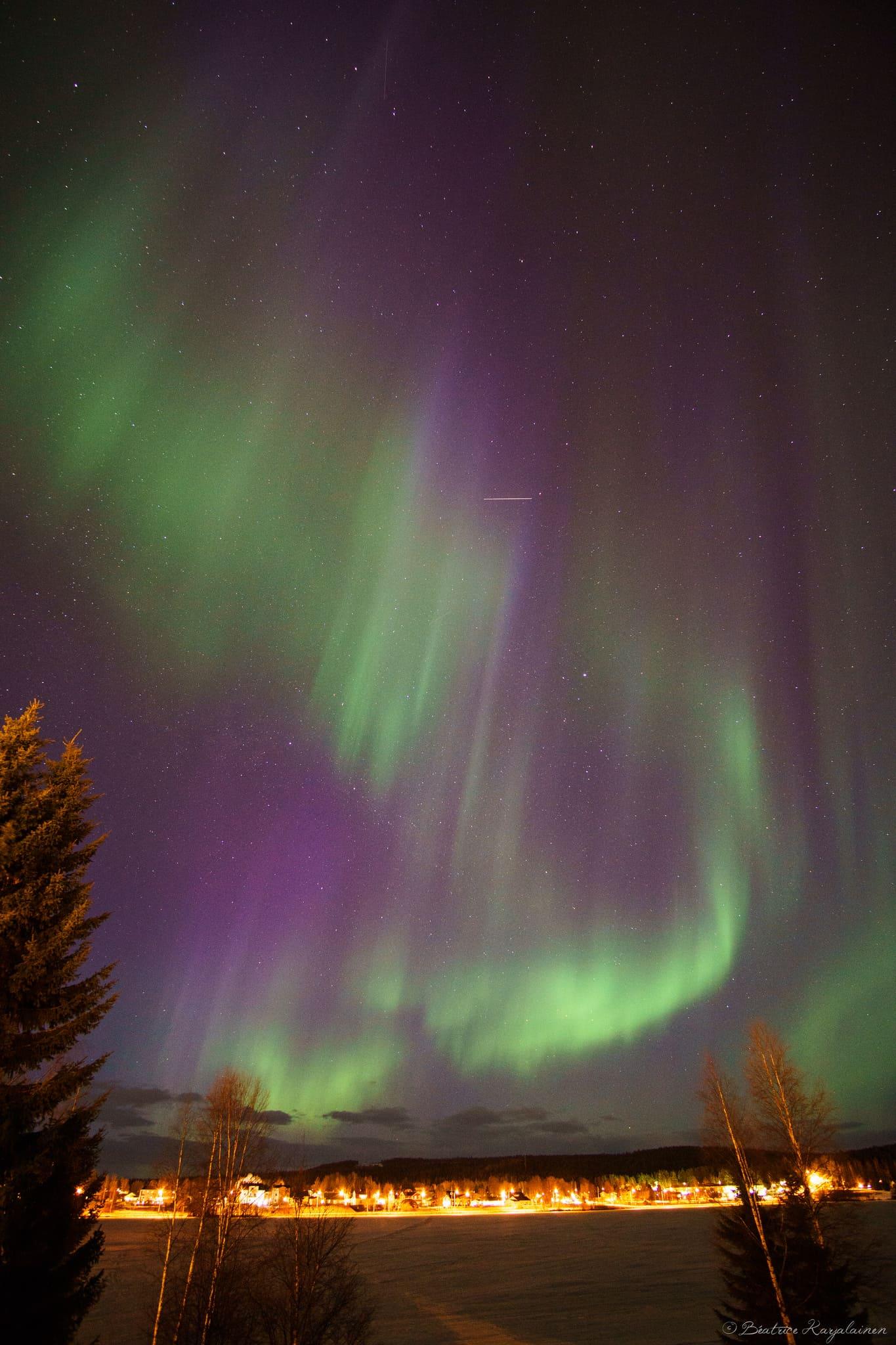 aurora boreale islanda
