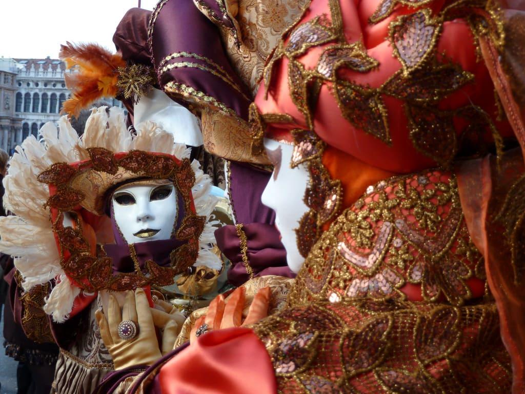 vestiti carnevale veneziano