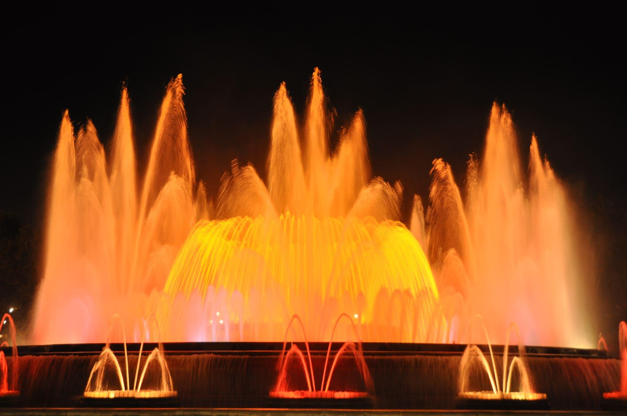main event fontana barcellona Capodanno