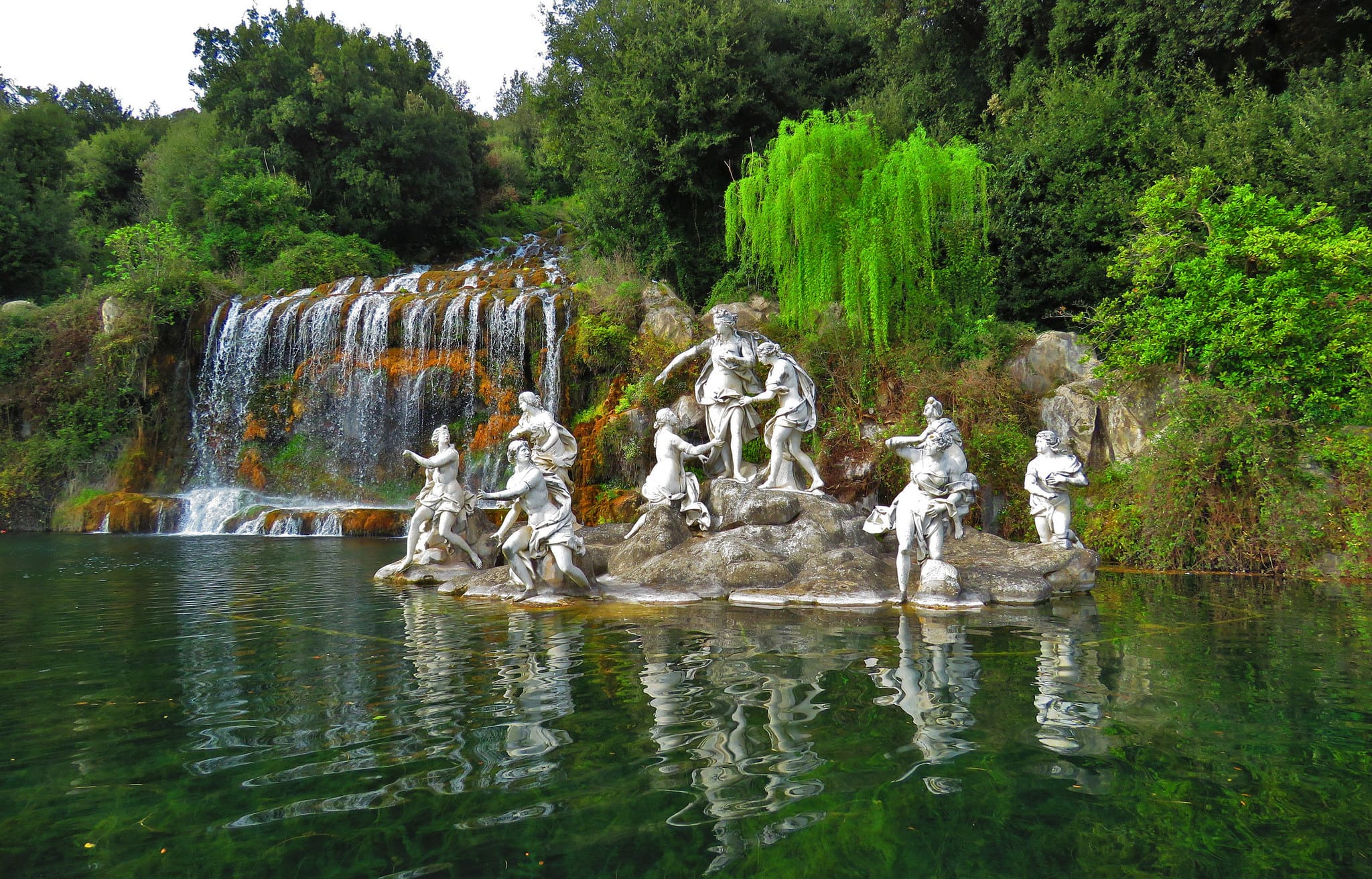 visita guidata reggia di Caserta