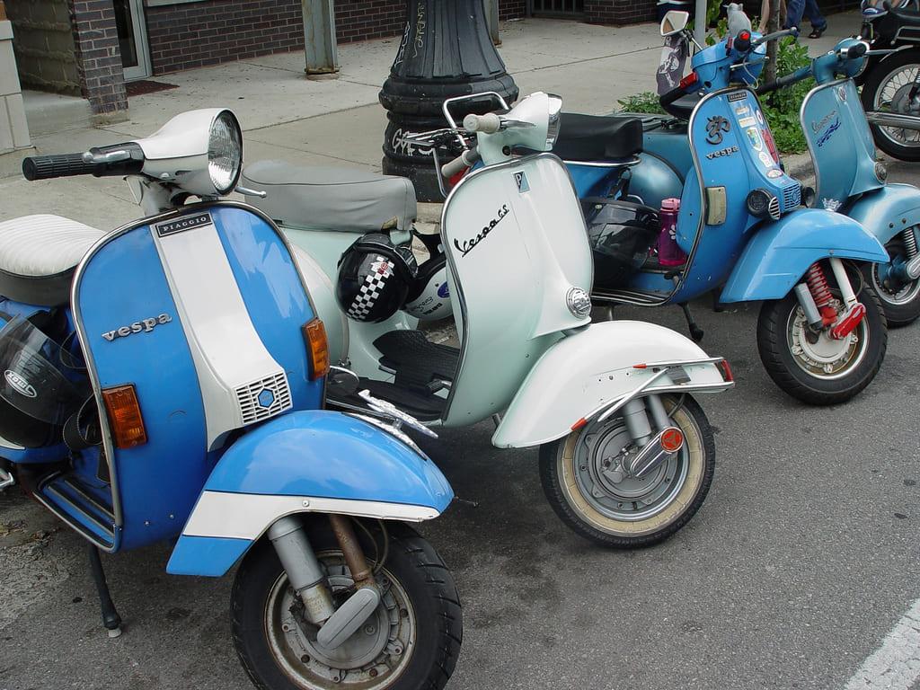 noleggio scooter ischia