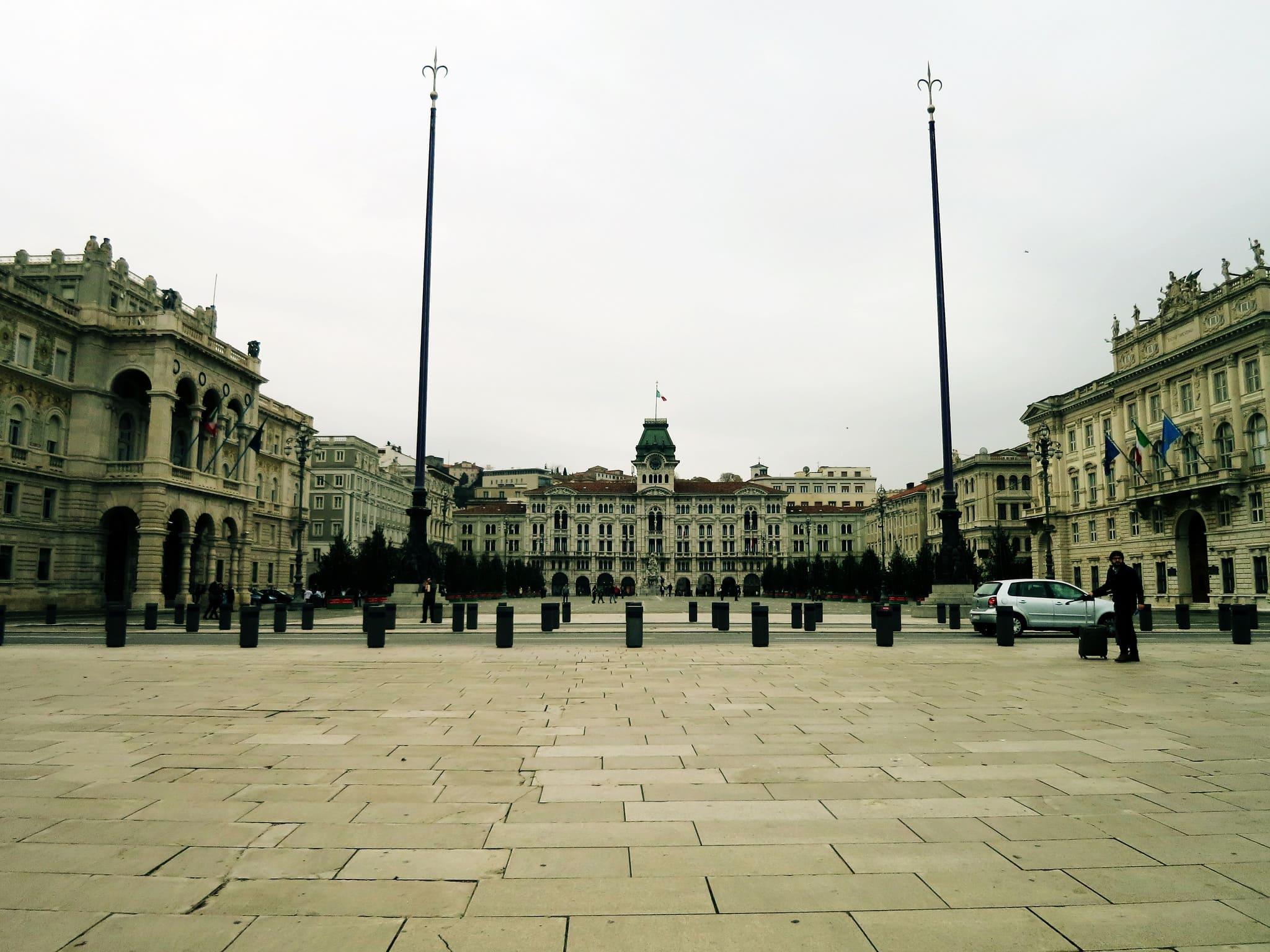Trieste punti d'interesse