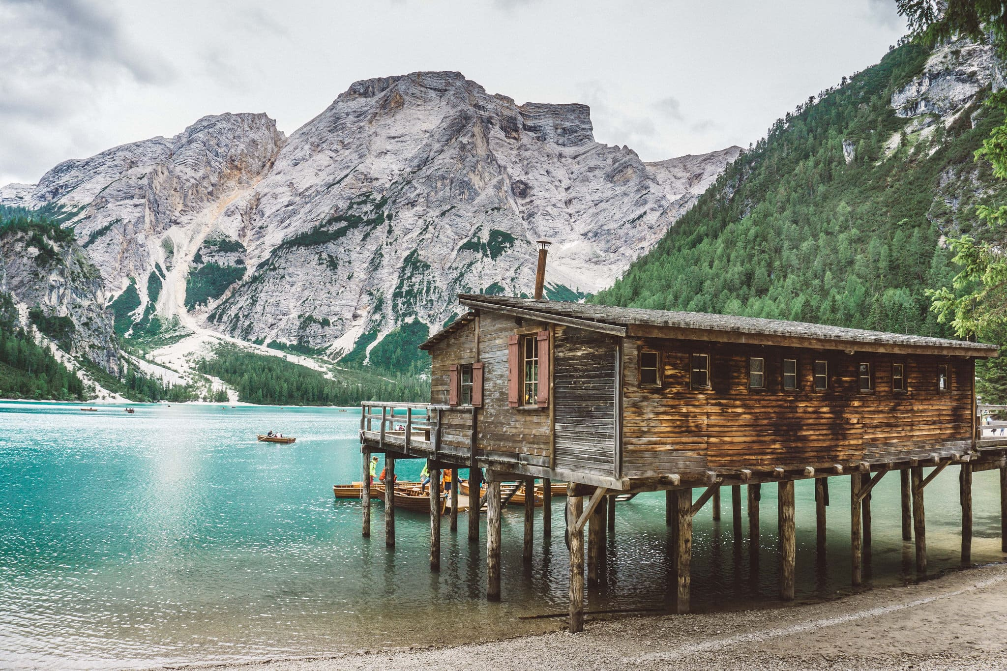laghi dell'alto adige - Braies