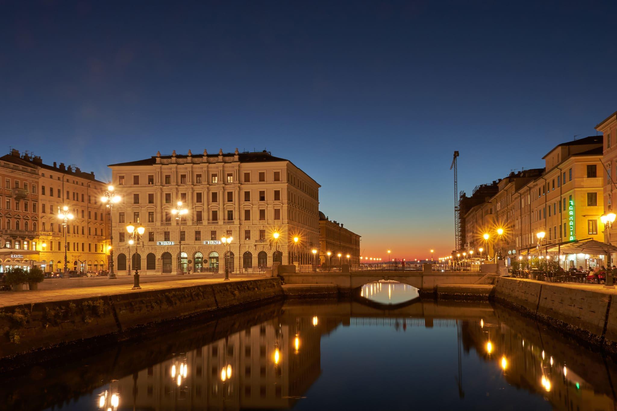 luoghi d'interesse Trieste