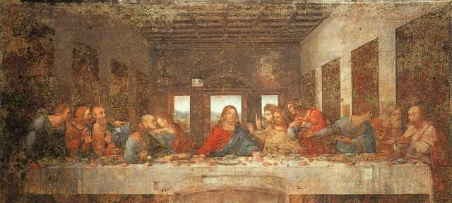 l'ultima cena pinacoteca di Brera