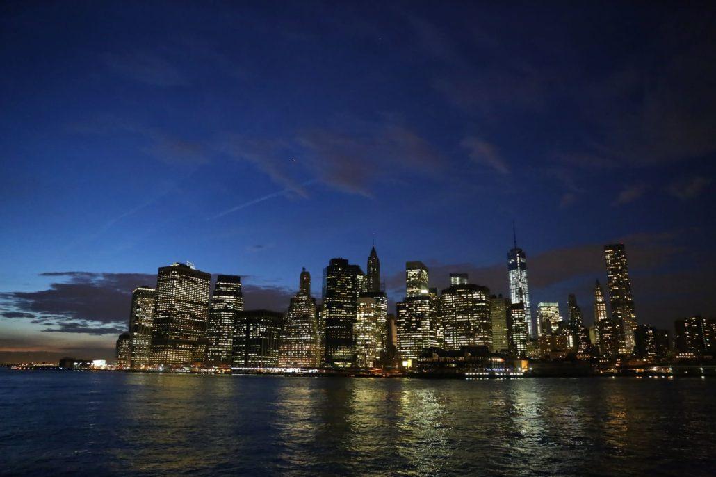 New york luoghi d'interesse