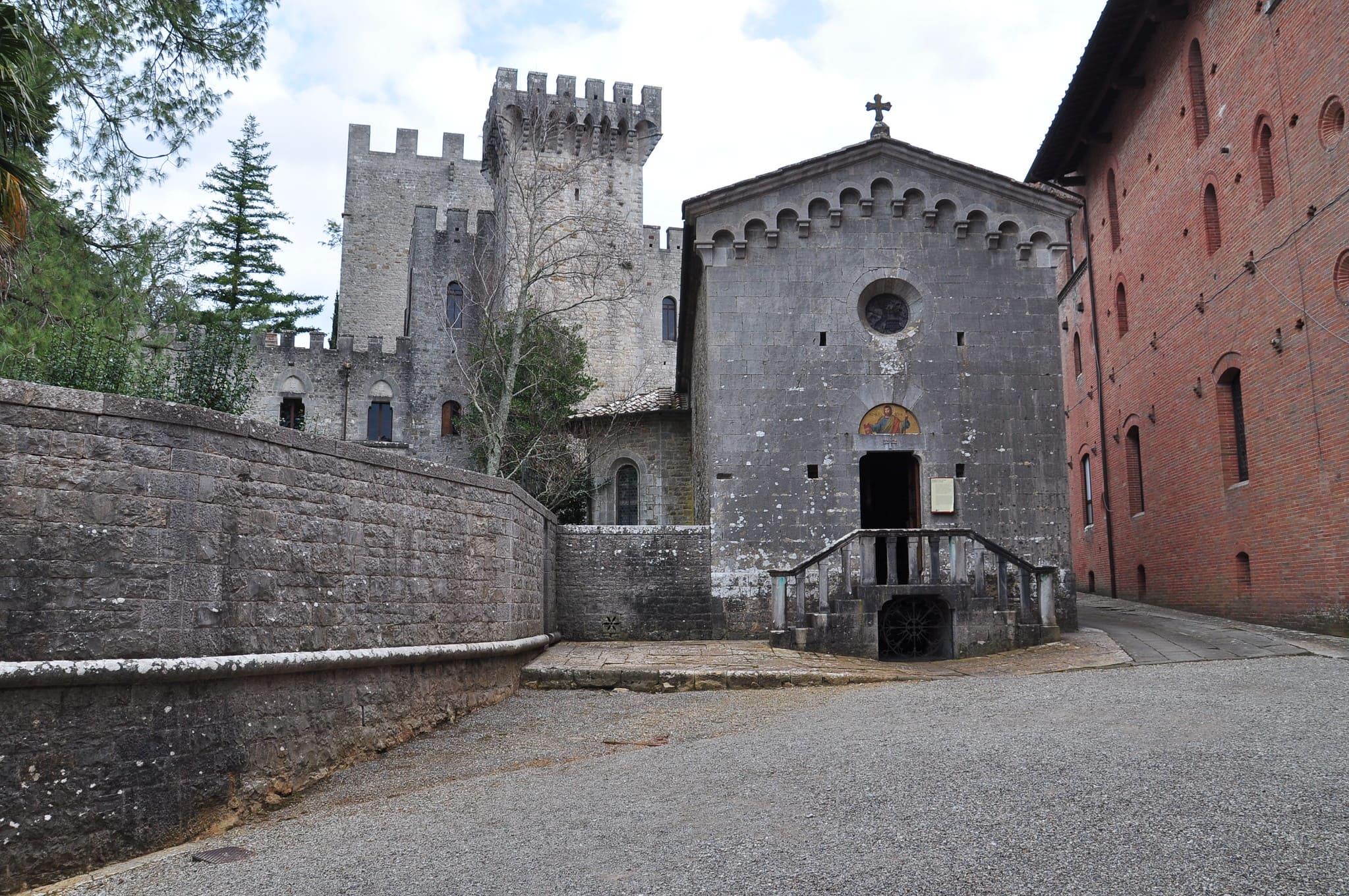 Castello di Brolio - Storia