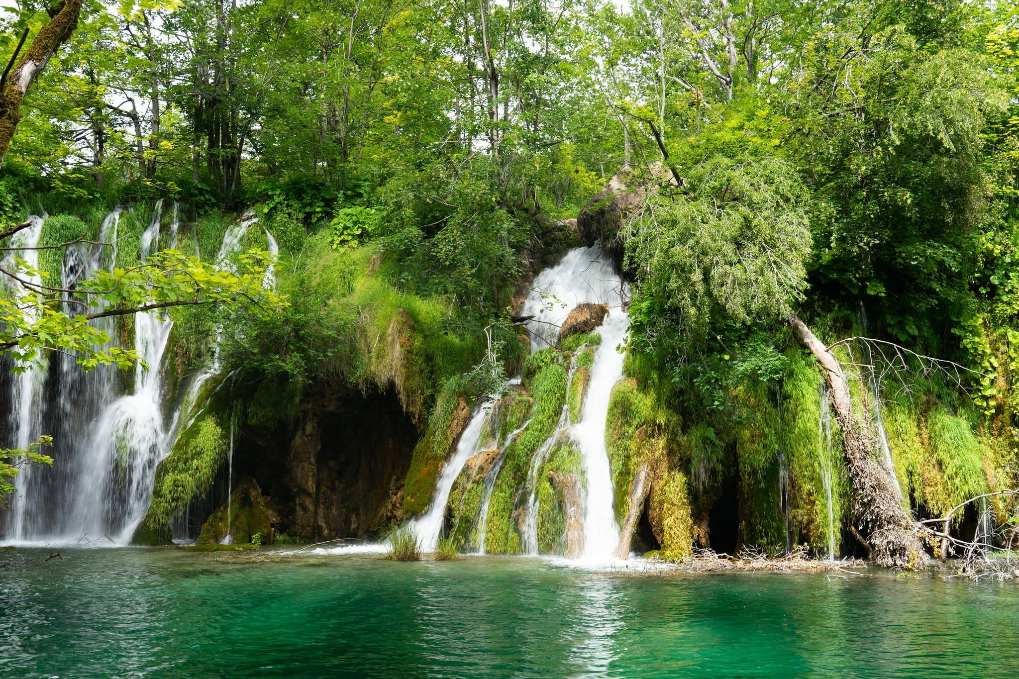 cascate croazia