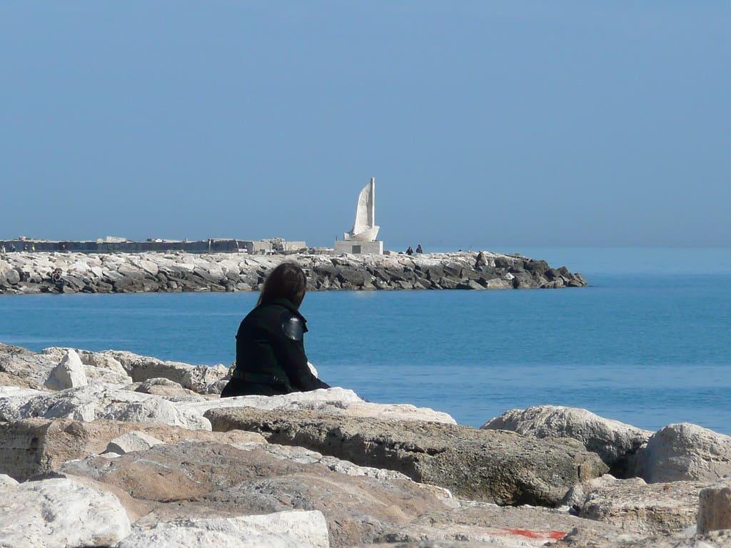San Benedetto del Tronto lungomare