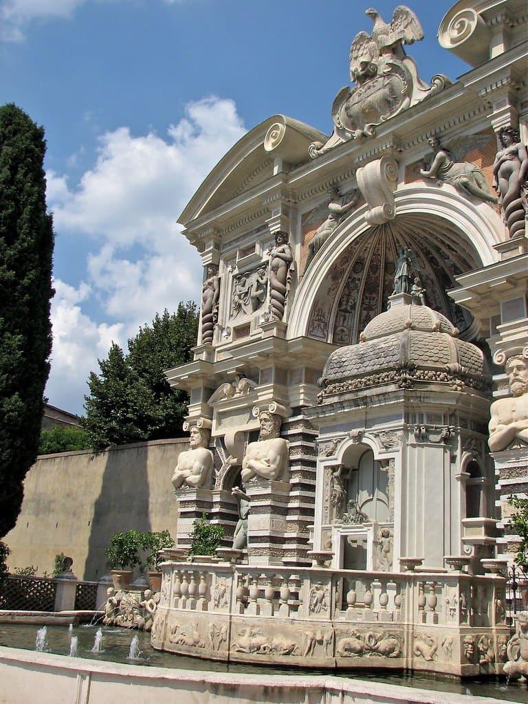 Villa d\'este (Tivoli): orari, prezzi, storia, composizione ...
