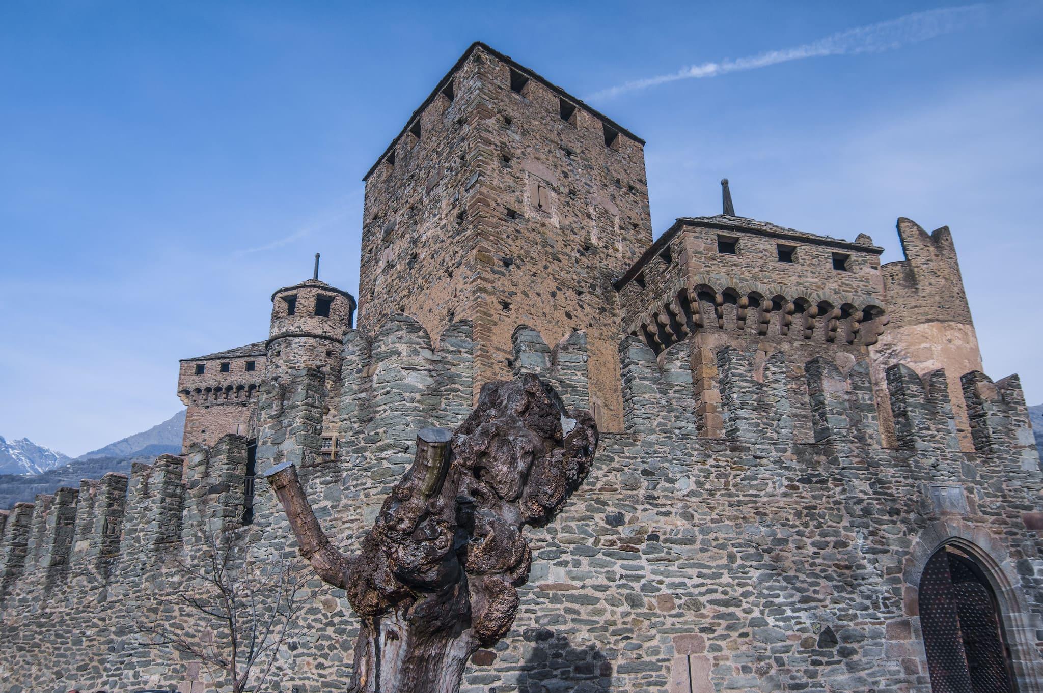 castello di fenis orari e prezzi