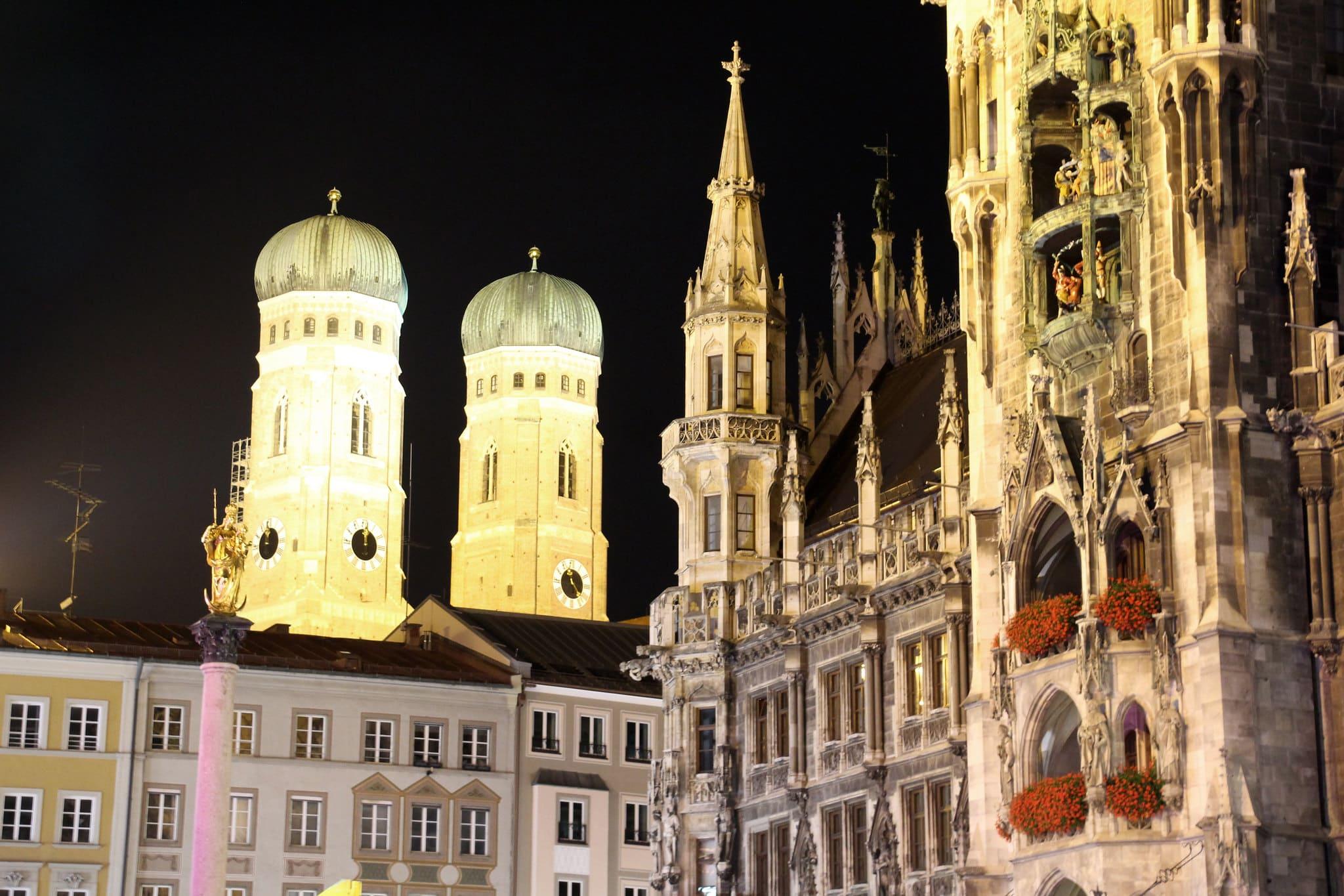 Monaco di Baviera cosa vedere
