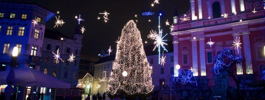 Capodanno Lubiana