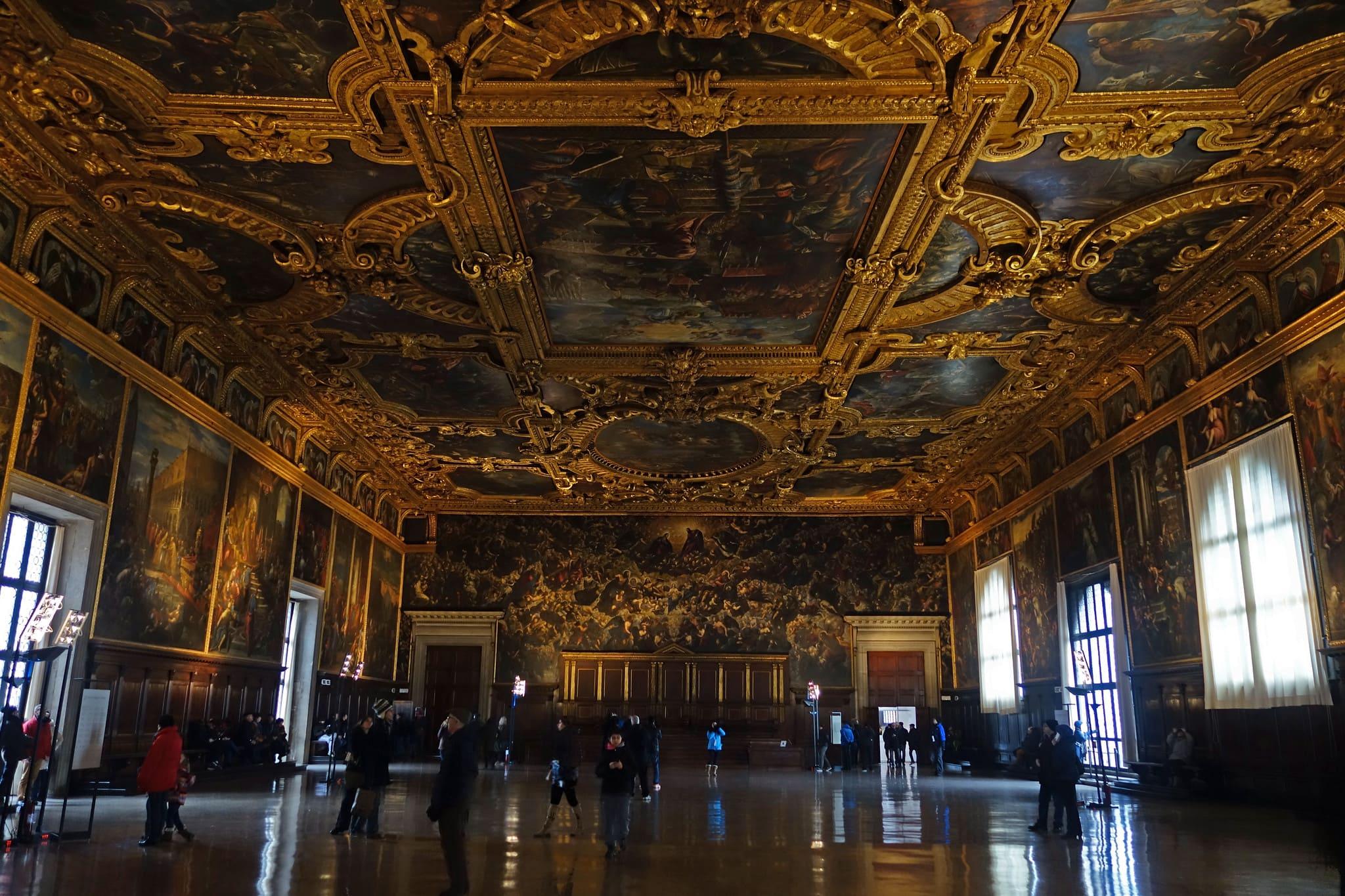 mostre palazzo ducale venezia