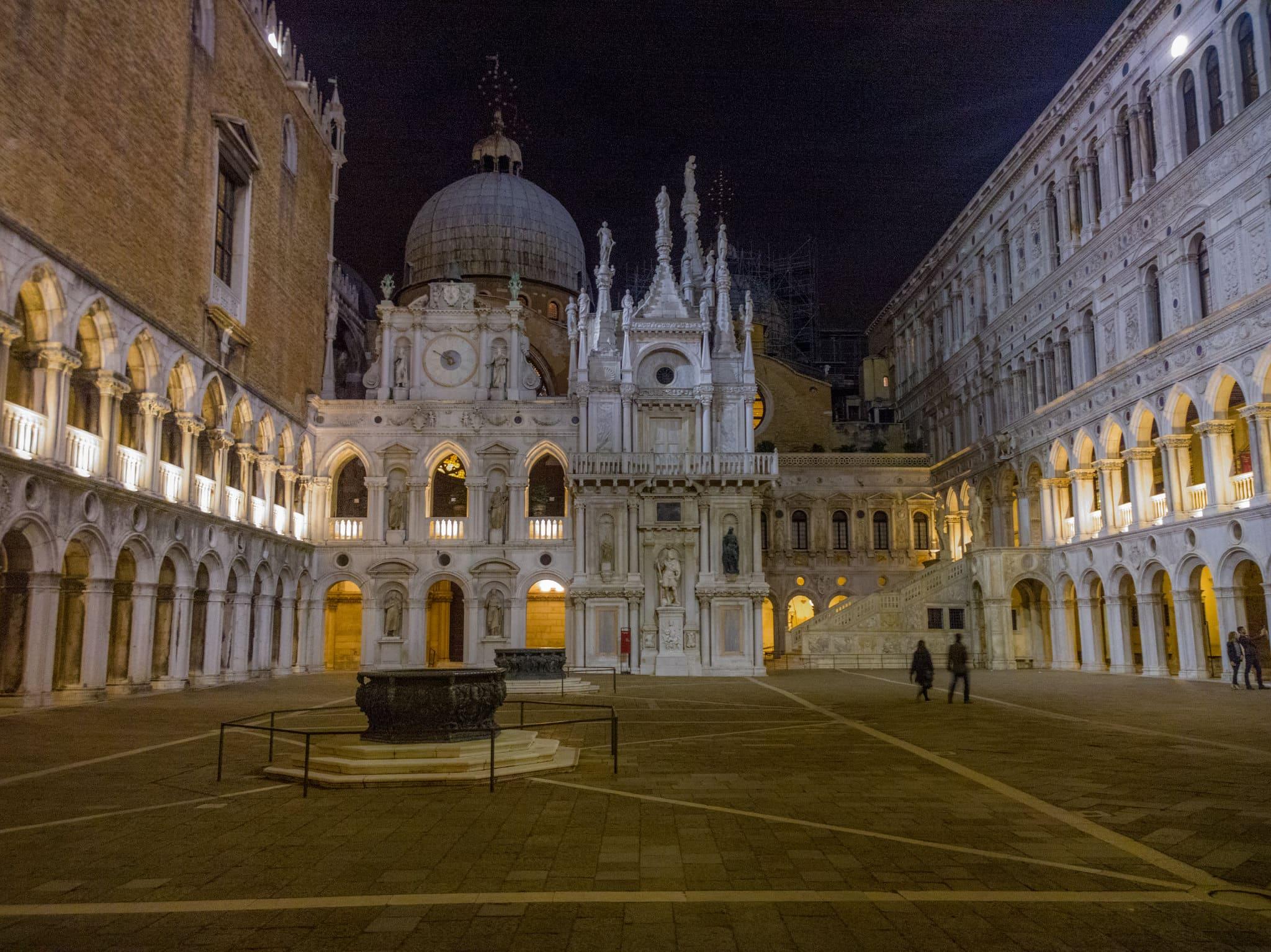 palazzo ducale venezia orari