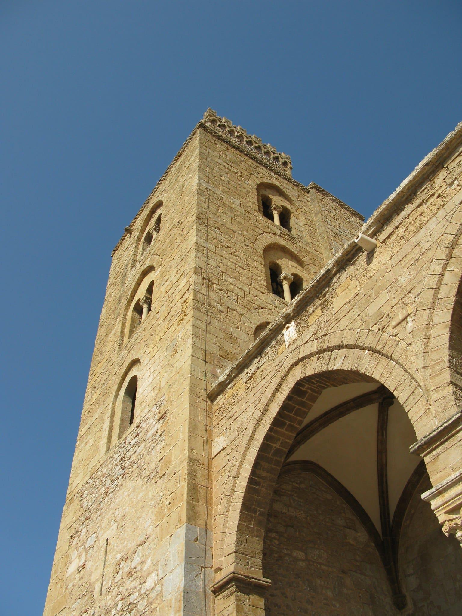 come arrivare alla cattedrale di cefalù