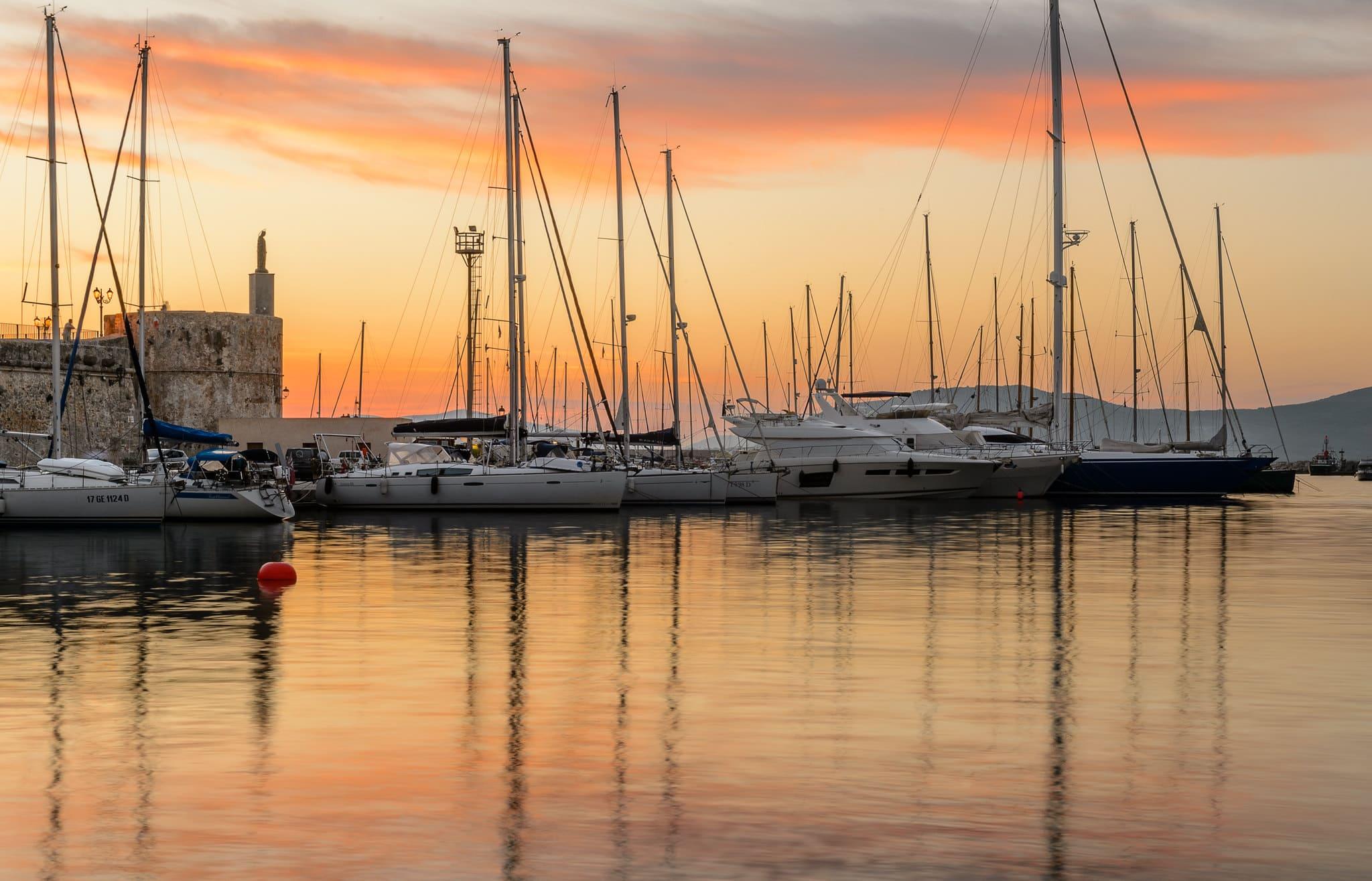 31 Dicembre ad Alghero porto