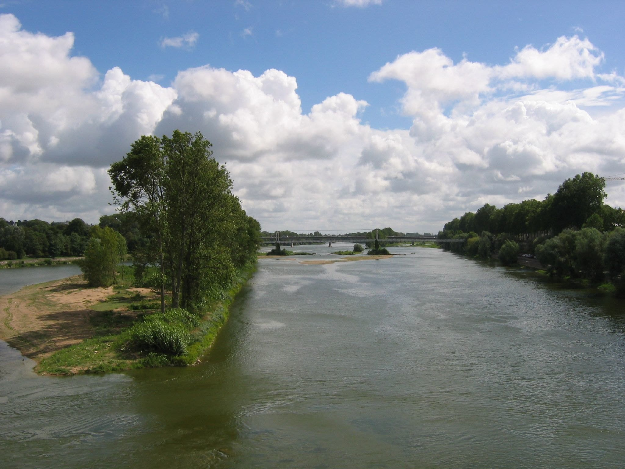 Garonna, tra i fiumi francesi