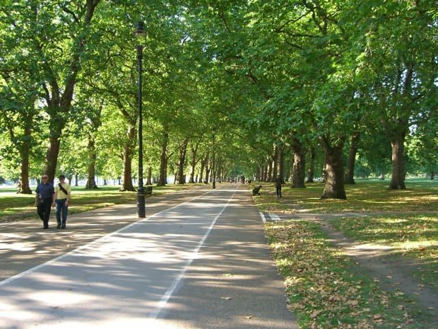 Hyde Park - I parchi di Londra