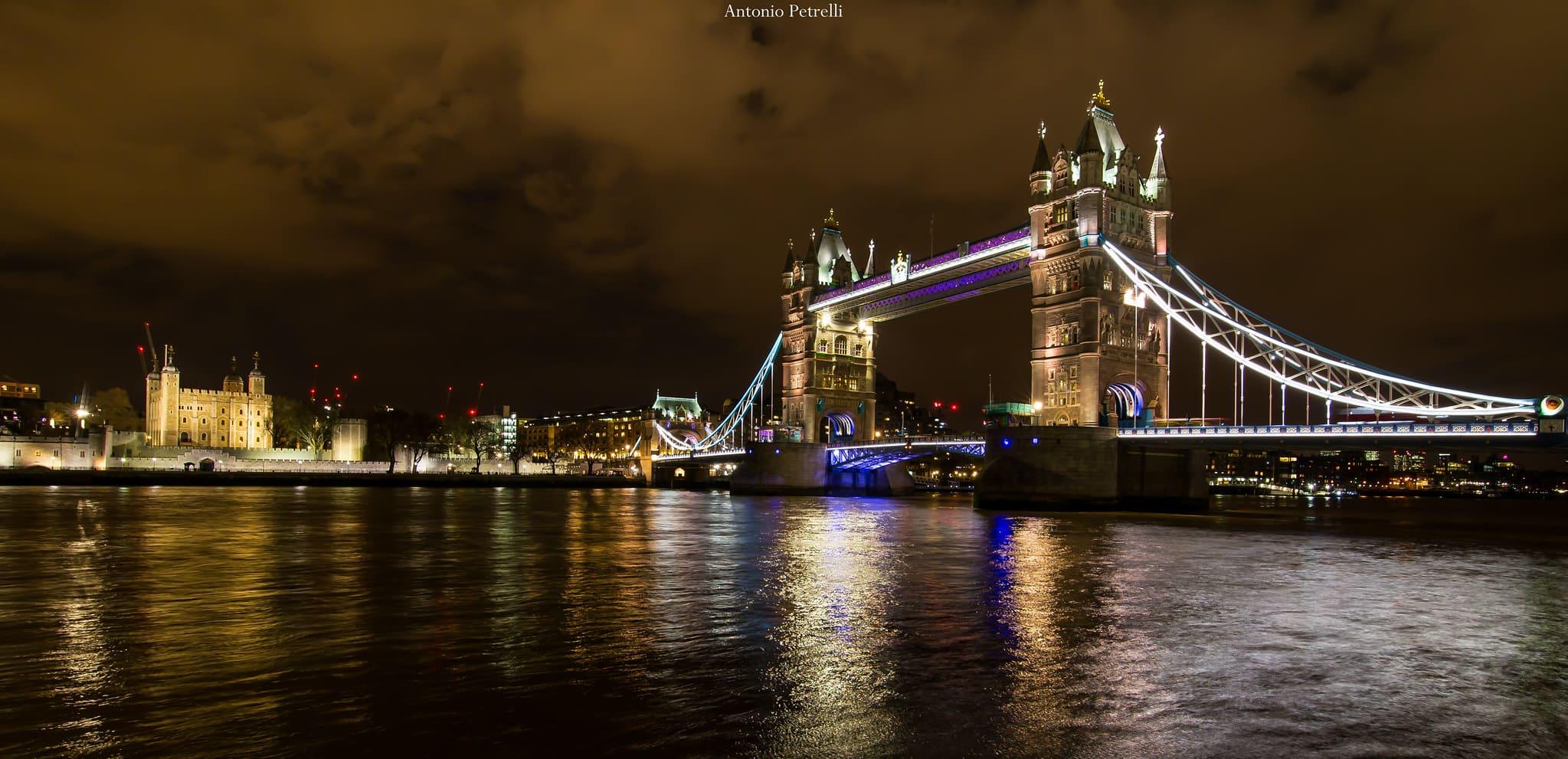 cose da vedere a Londra - i ponti