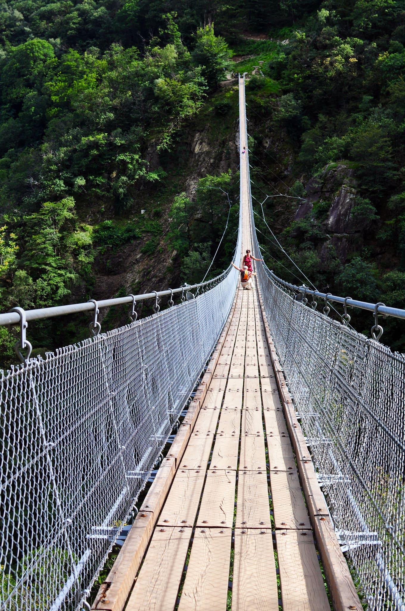 ponte tibetano marano