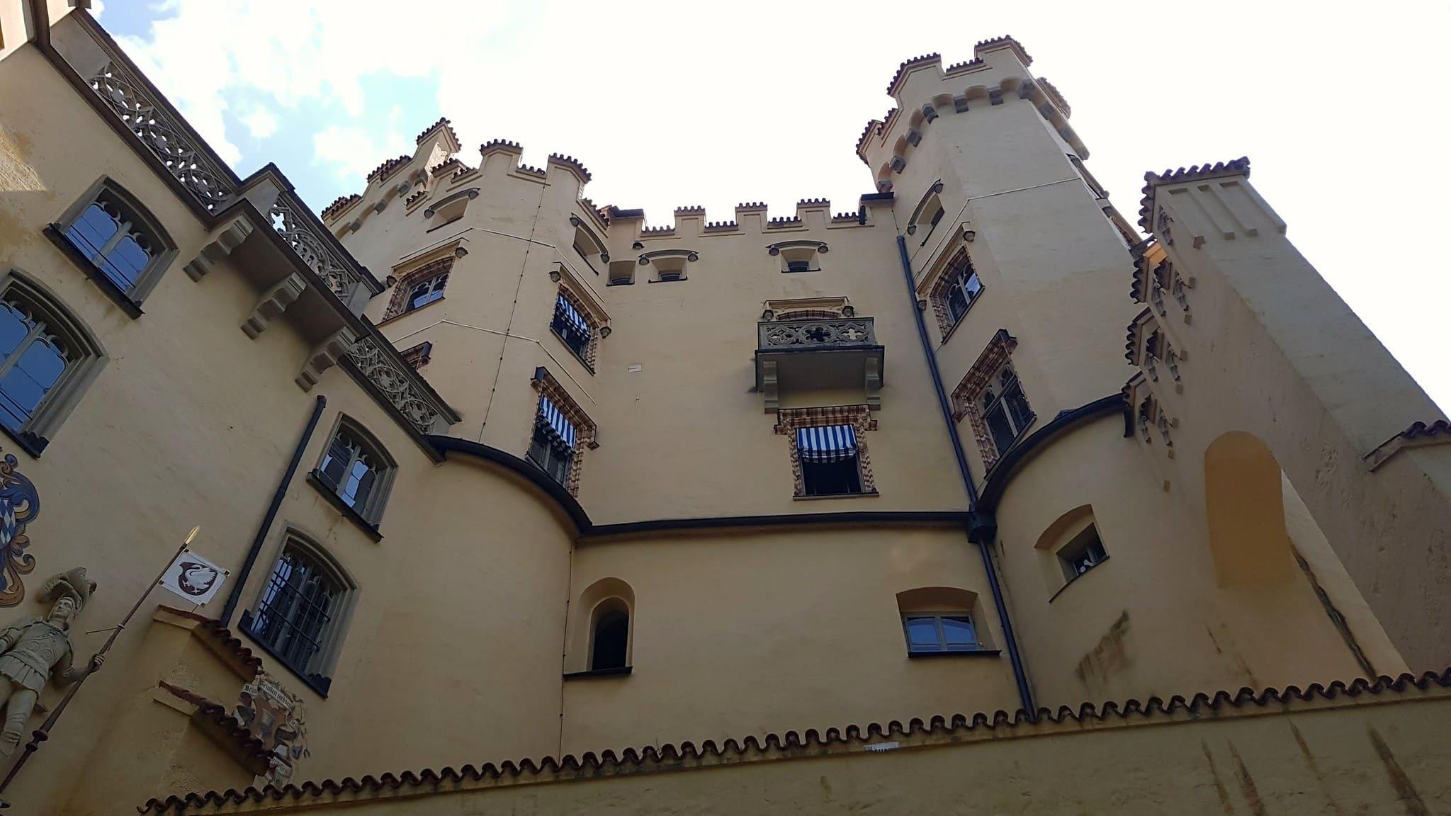 castello di hohenschwangau - orari e prezzi
