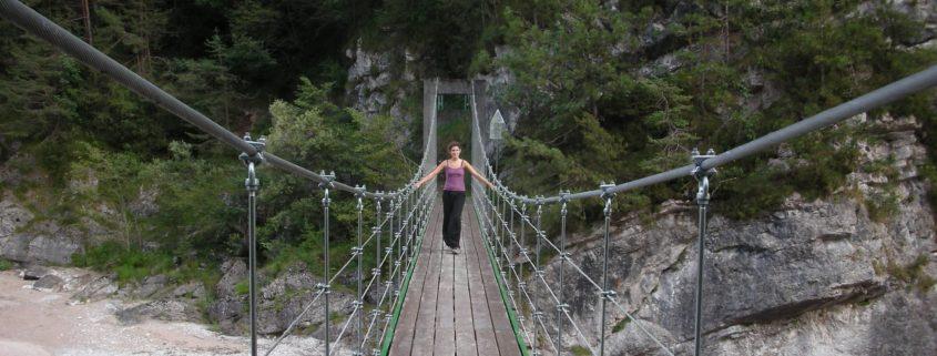ponte tibetano verona