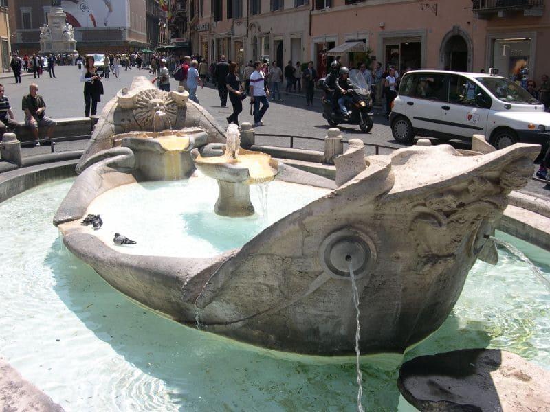 cosa fare a Roma - piazza di spagna