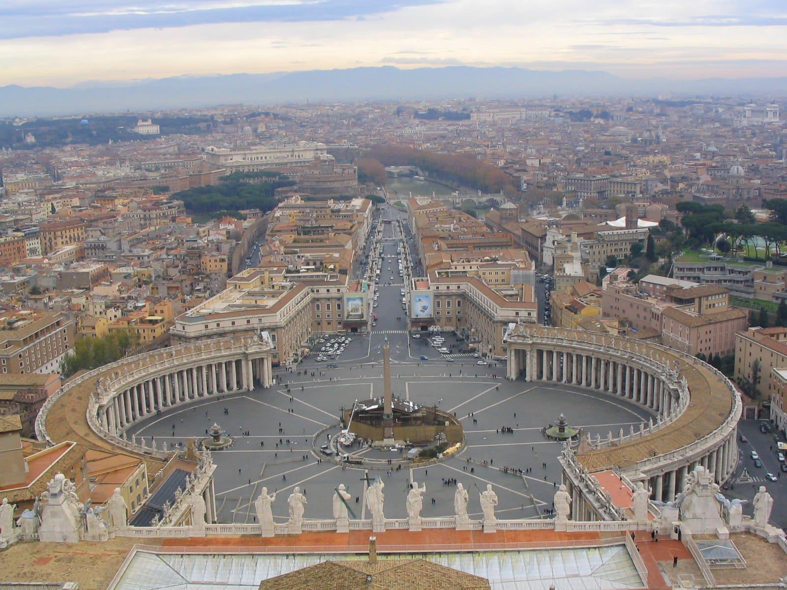 cose principali da vedere a Roma - città del vaticano